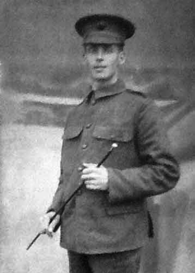 Lance Corporal Harold Daker