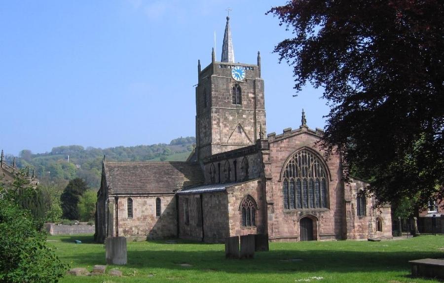 St. Mary's Parish Church, Wirksworth, Derbyshire
