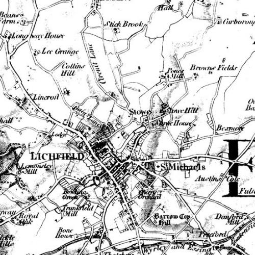 Lichfield 1830