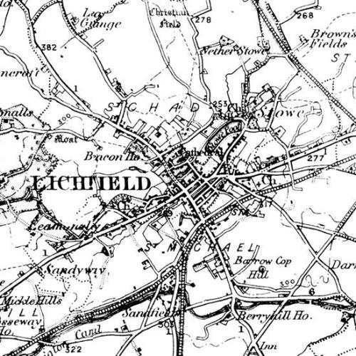 Lichfield 1880