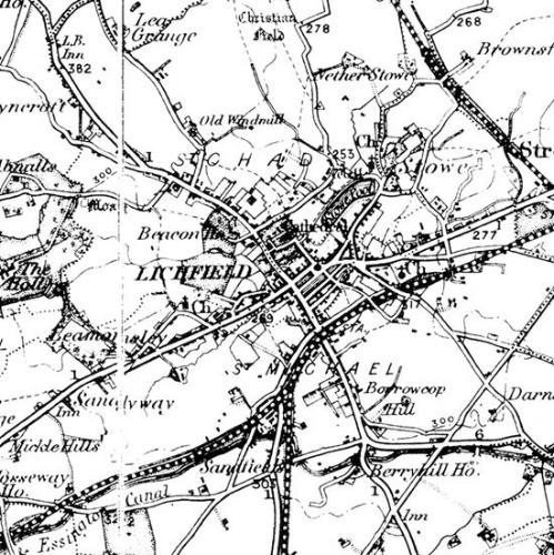 Lichfield 1905