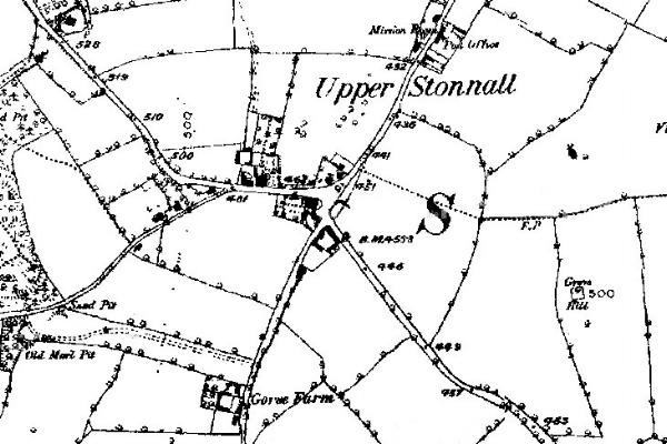Upper Stonnall