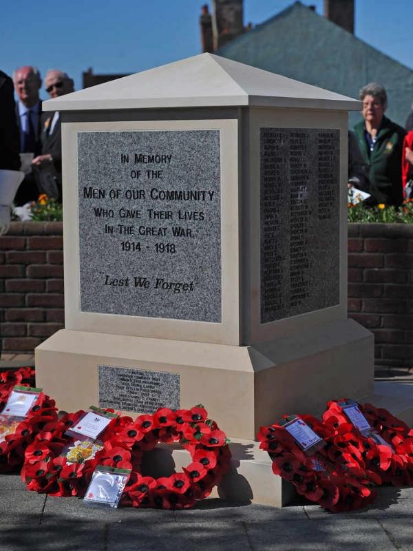 Chadsmoor War Memorial