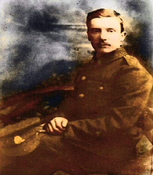 Private George Henry Watts