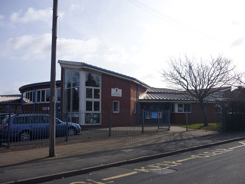 clayhanger holy trinity primary school.JPG