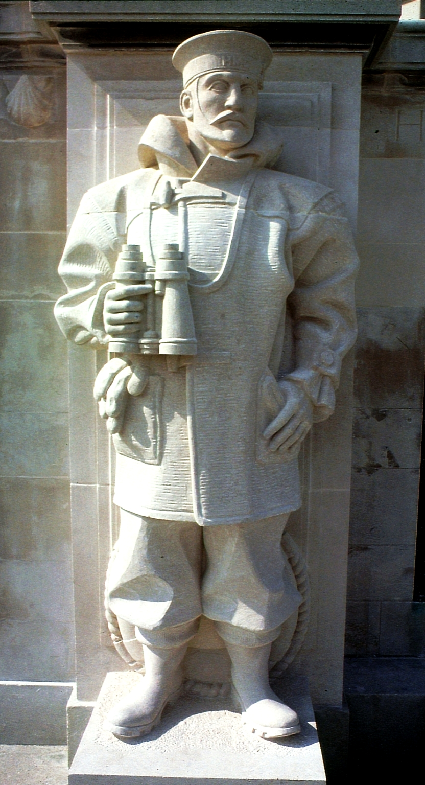 Detail from Portsmouth Naval Memorial