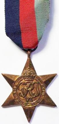 1939-1945 Star