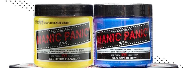 Manic Panic - Founders, Tish & Snooky