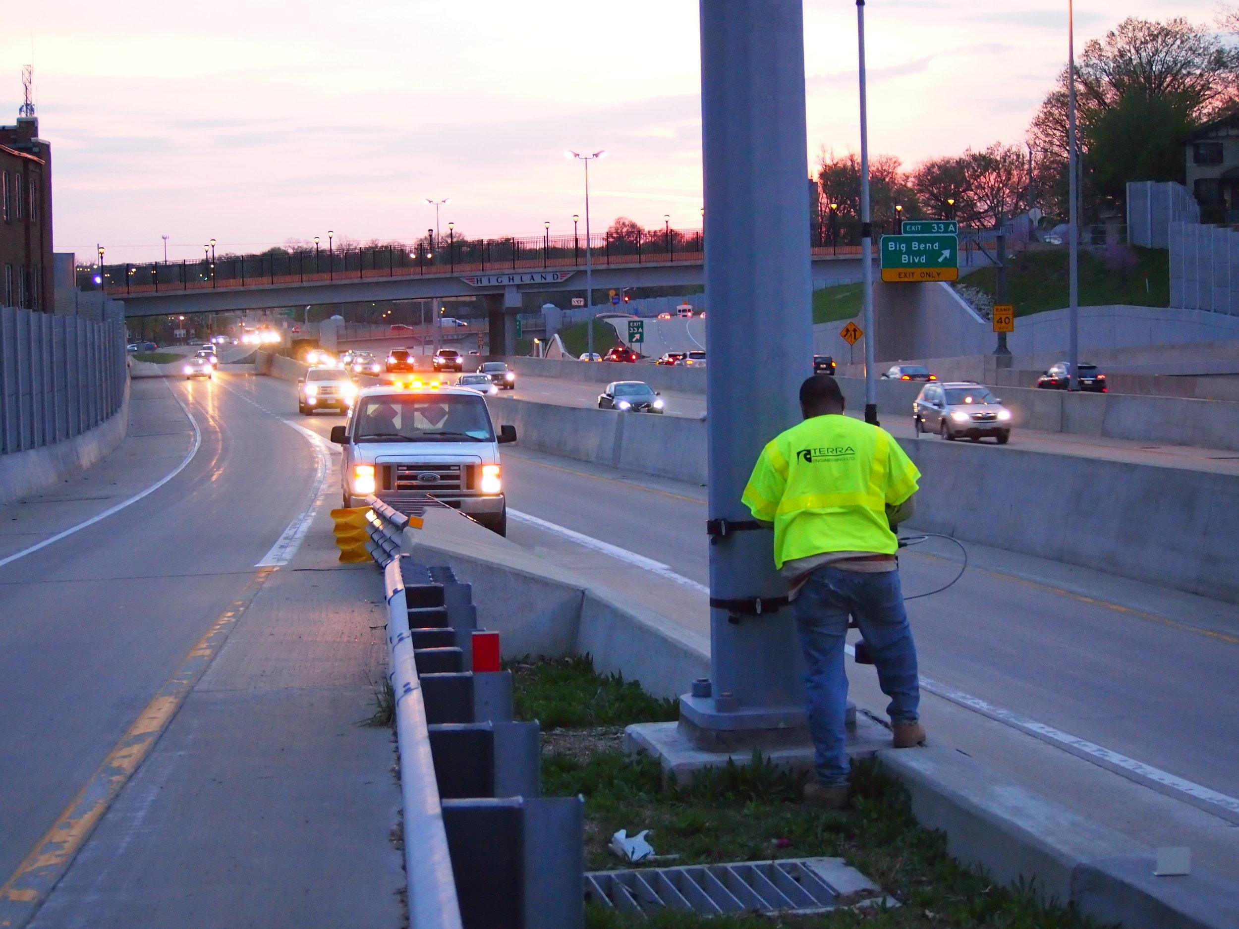 IDOT Traffic Data Collection