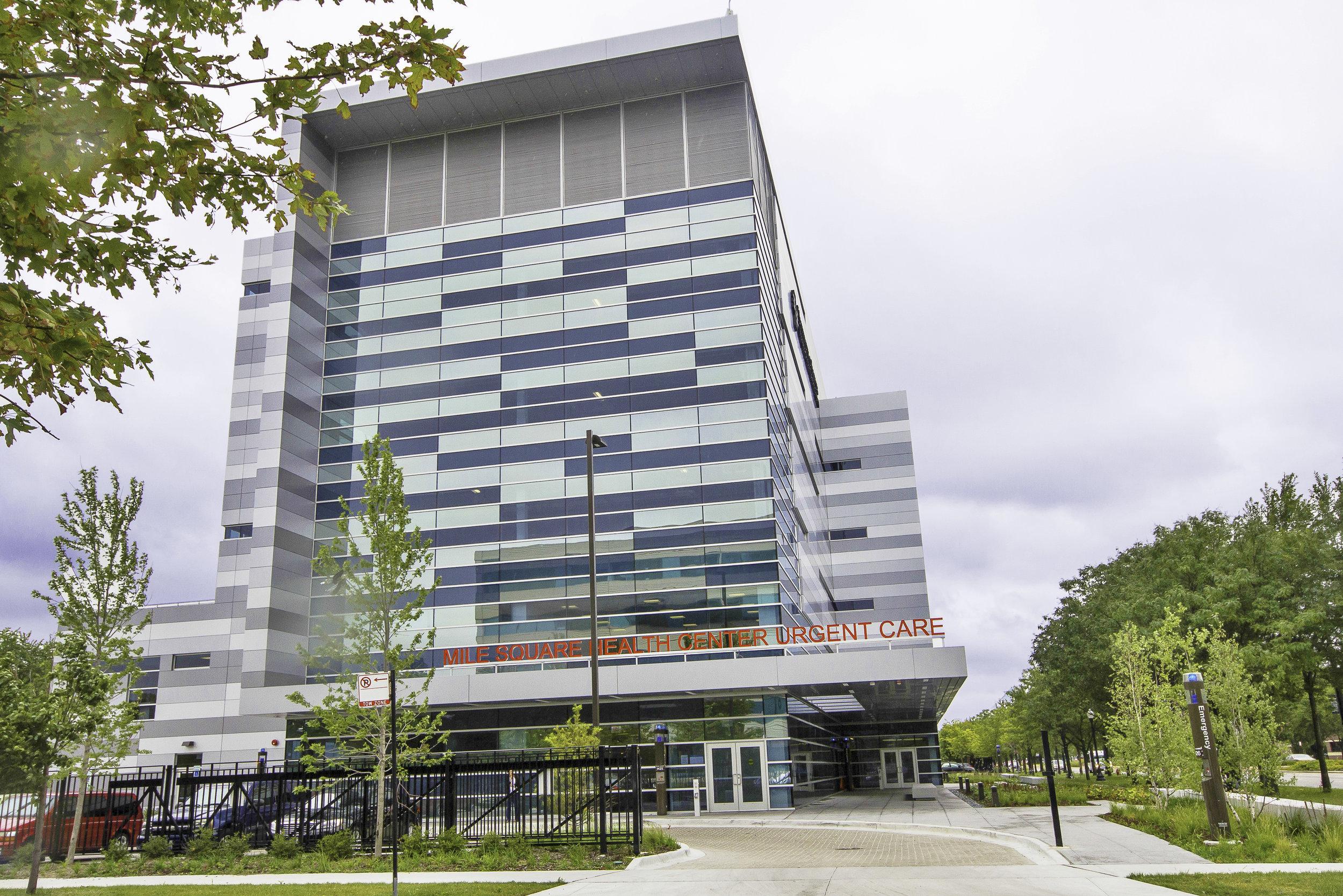 Mile Square Health Care Center   Chicago, Illinois