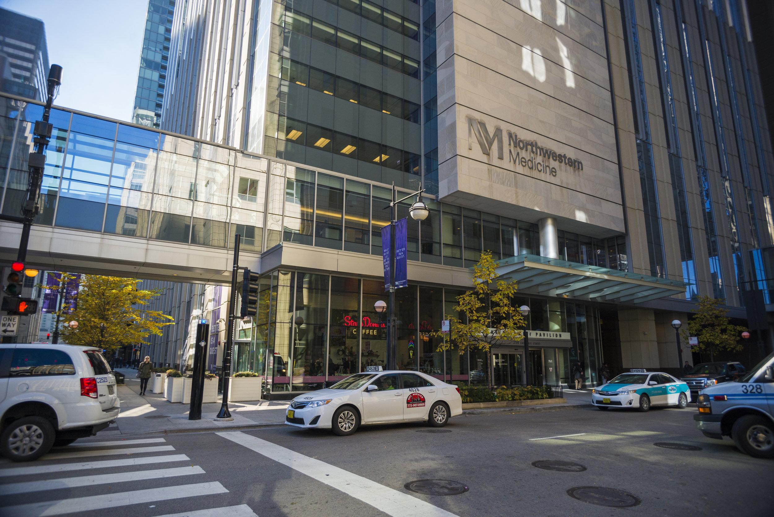 Northwestern Memorial Hospital Outpatient Care Pavilion