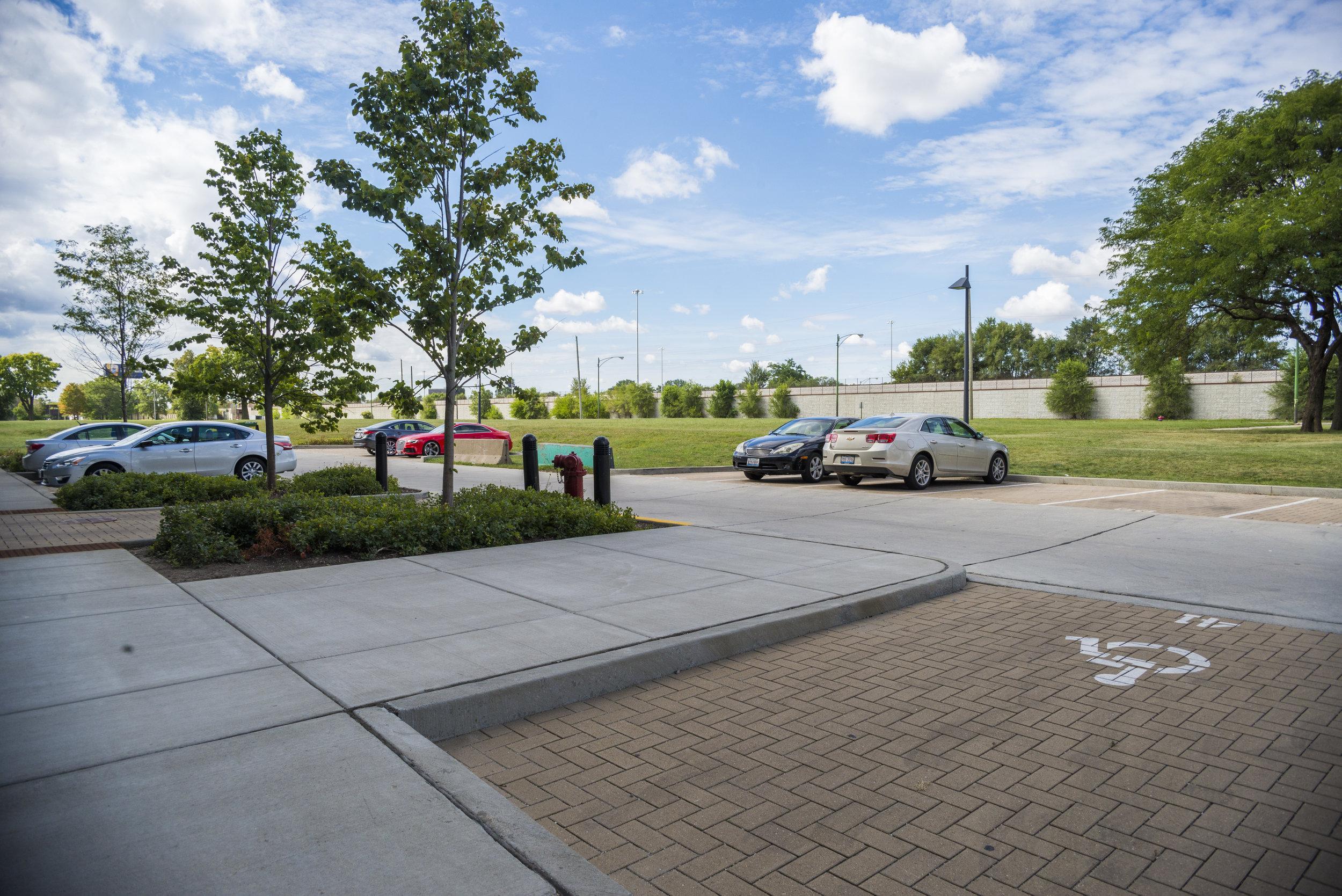 Park Boulevard Stateway Gardens