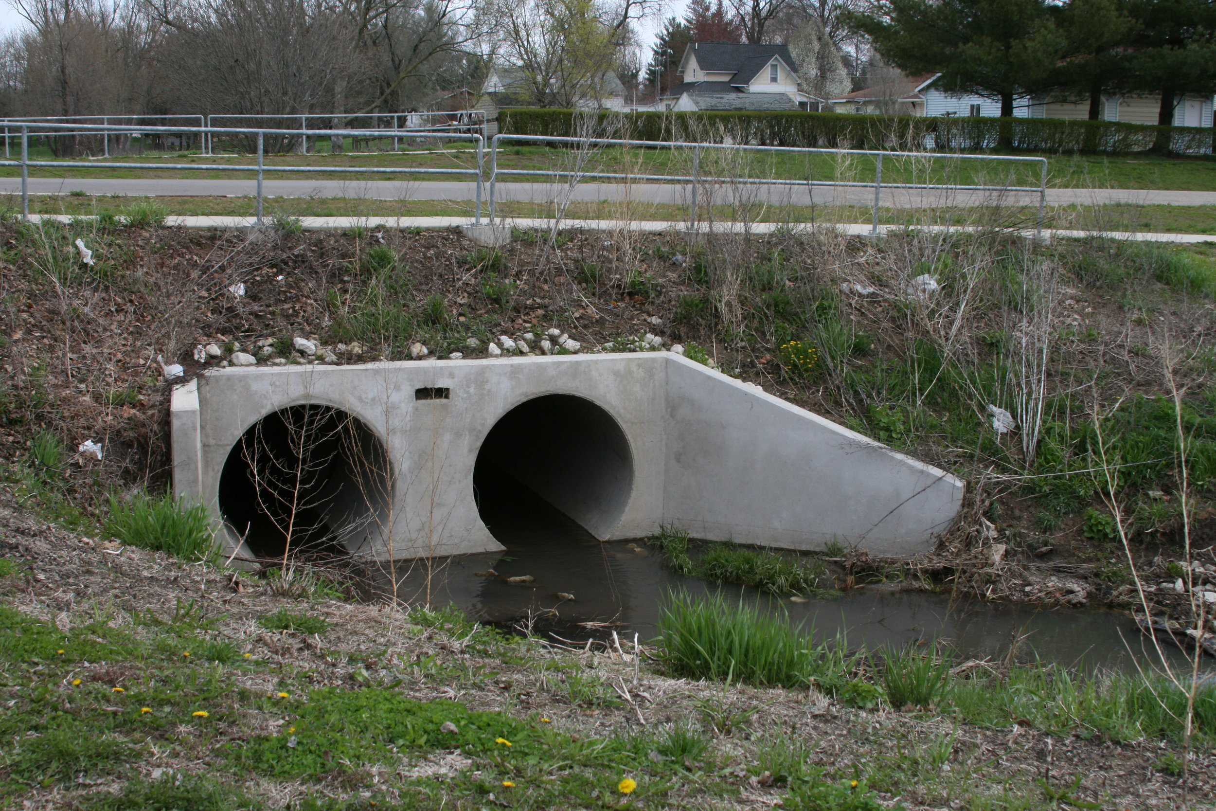 Main Street Culvert Replacement | Elmwood, IL
