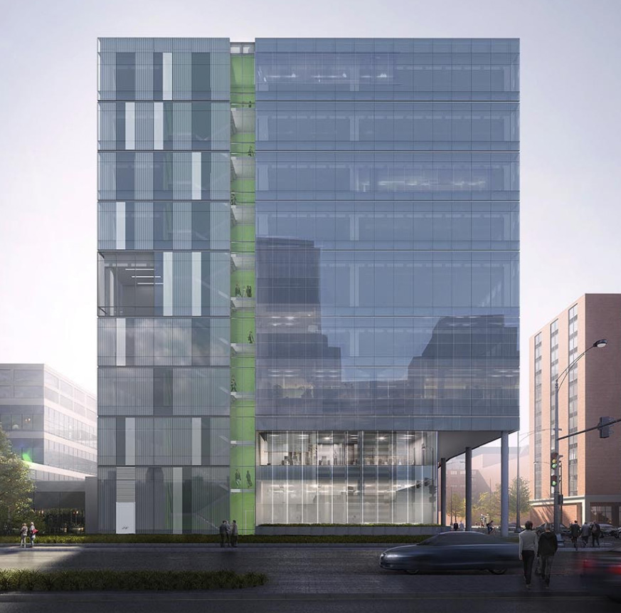 Cook County Central Campus Health Center — TERRA Engineering