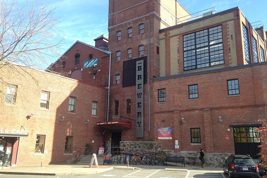 The Brewery - Jamaica Plain, MA