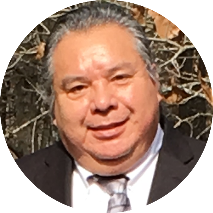 Woody Hansen   Keetoowah Cherokee. NABI student.