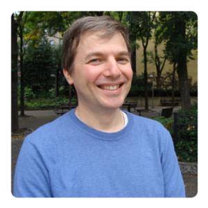 Meditation Teacher John Baker