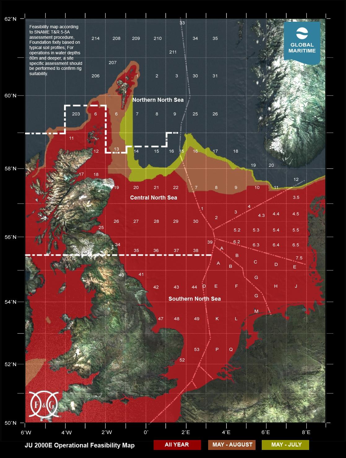 Redrawn map