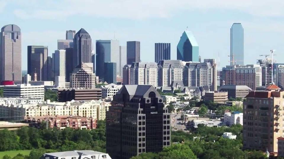 Dallas, Texas, Downtown