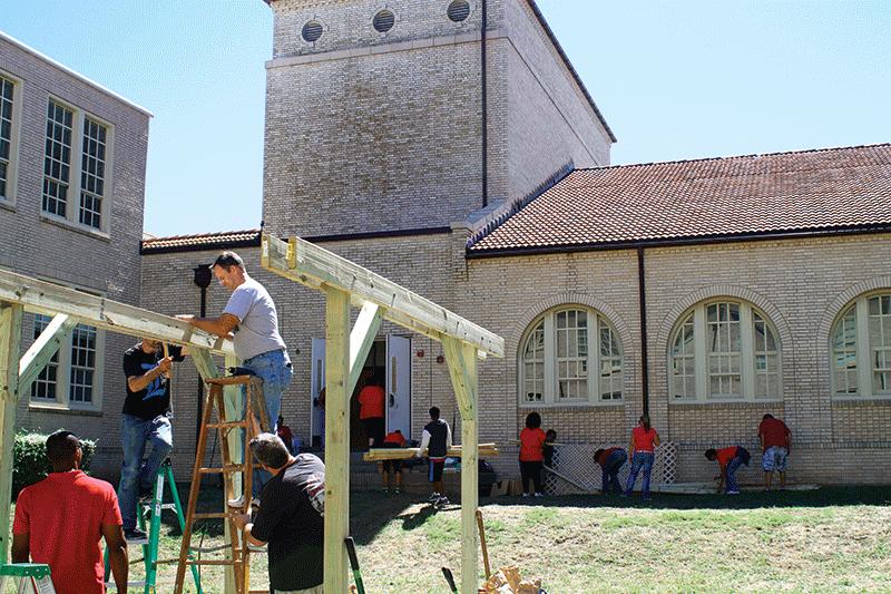Church Community Construction