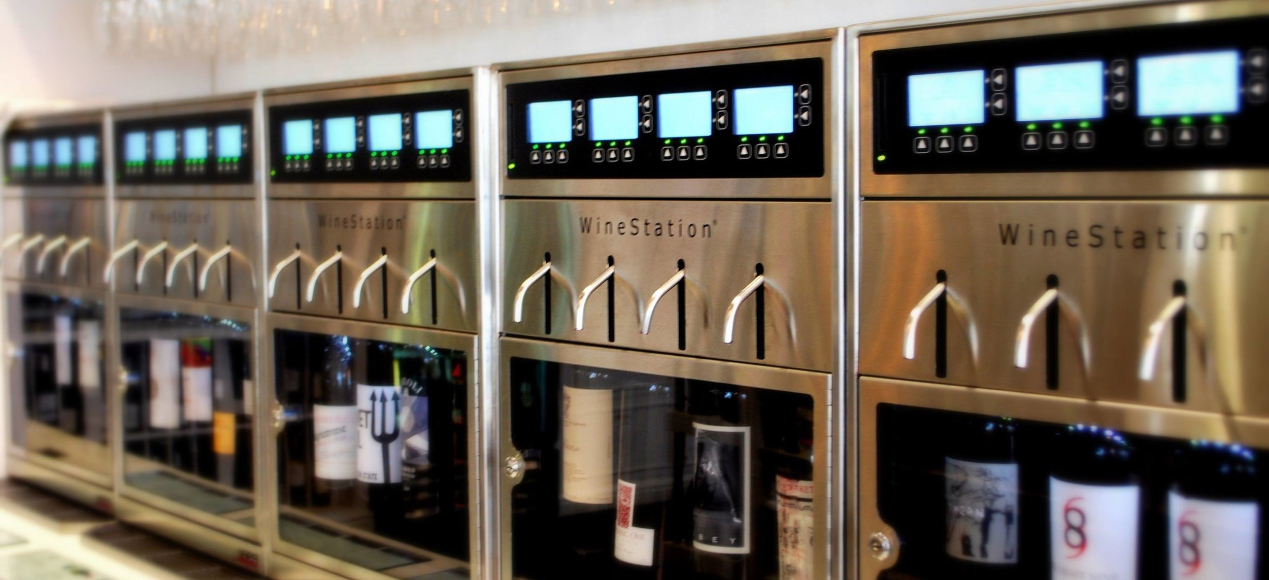 Wine Stations