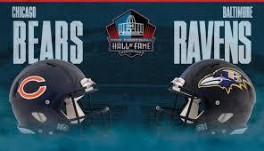 Bears vs Ravens