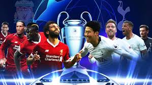 Liverpool vs Tottenham Champions League Final