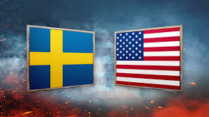 Sweden vs USA