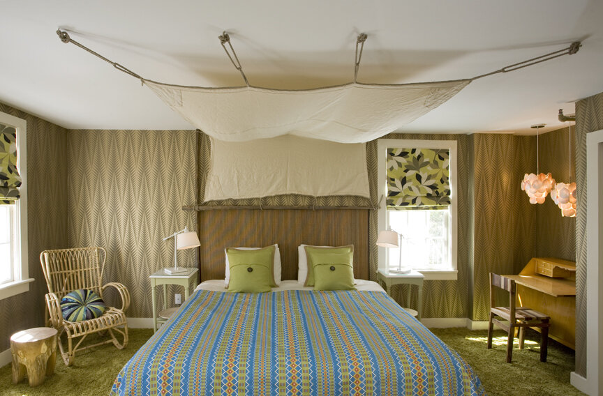 Check out our hotel rooms - all individually designed