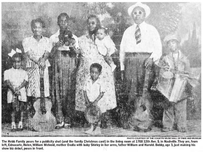 The Hebb Family