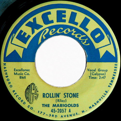 """""""Rollin' Stone"""" by The Marigolds"""