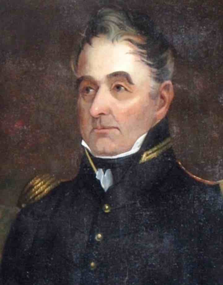 General James Winchester
