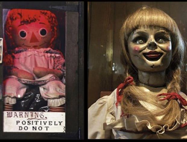 Annabelle vs. Annabelle