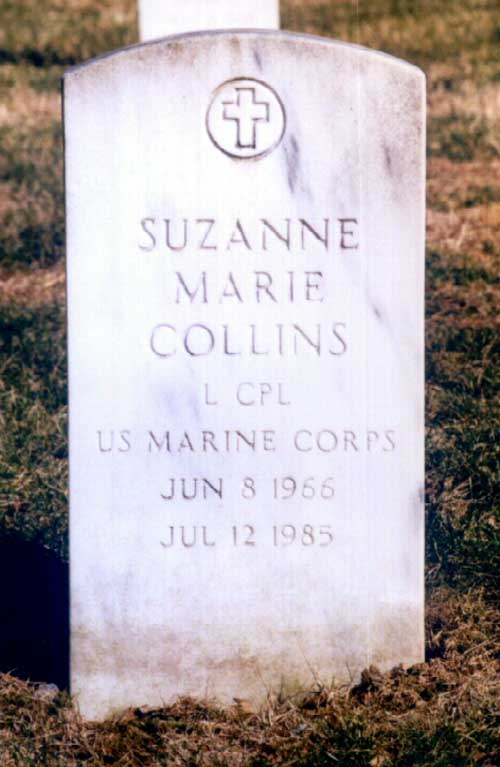 Suzanne Marie Collins