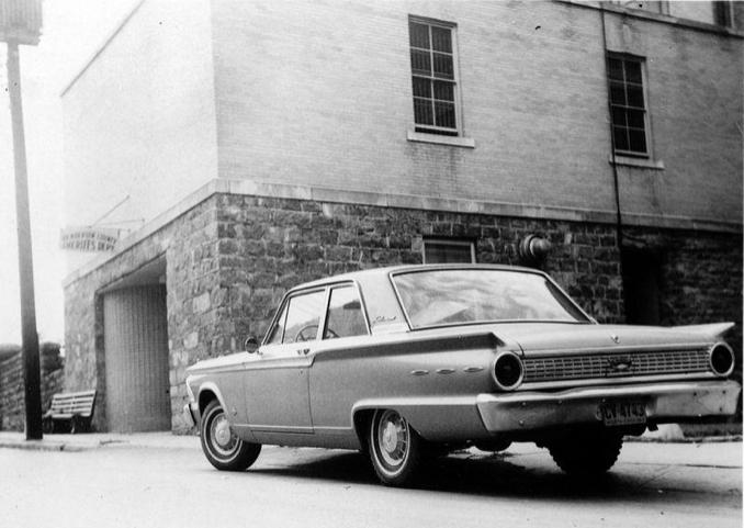 Shumate's 1962 Ford Fairlane