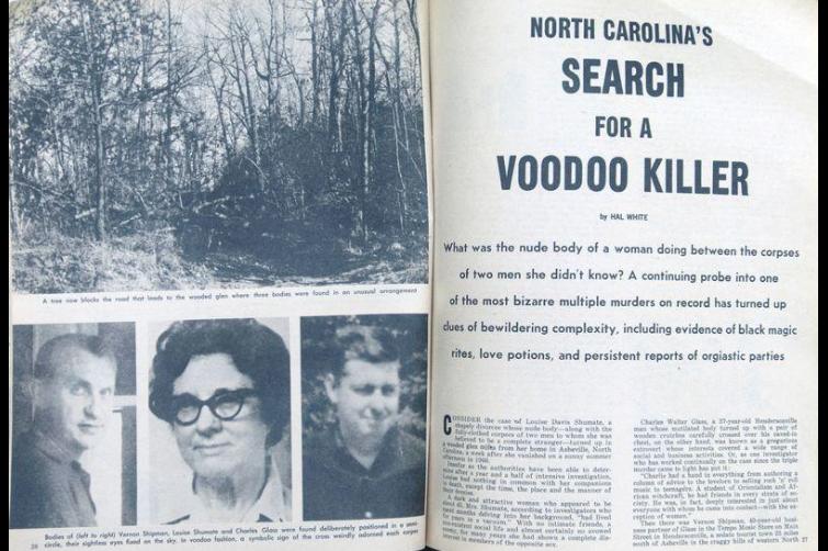 True Detective magazine - March 1968