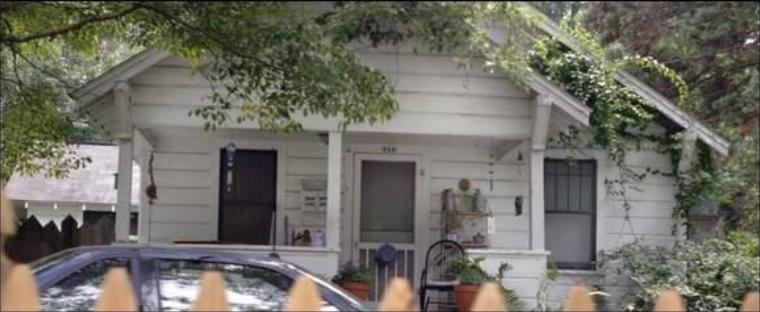 Vernon Shipman' home on Maple Street