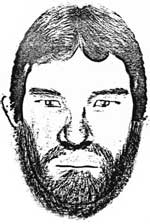 Police sketch of POI in Williams murders