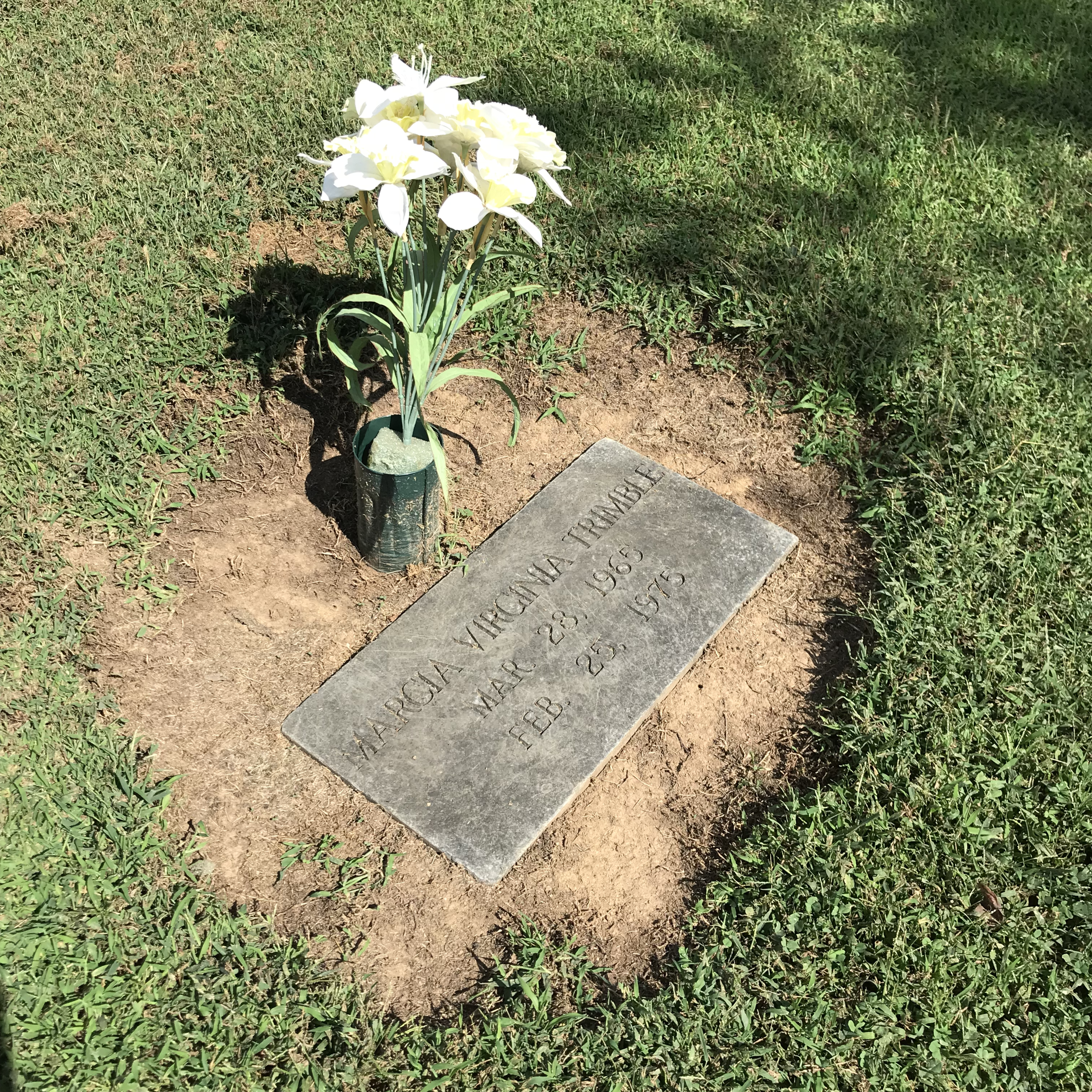 Marcia Trimble grave - photo by Olivia.png