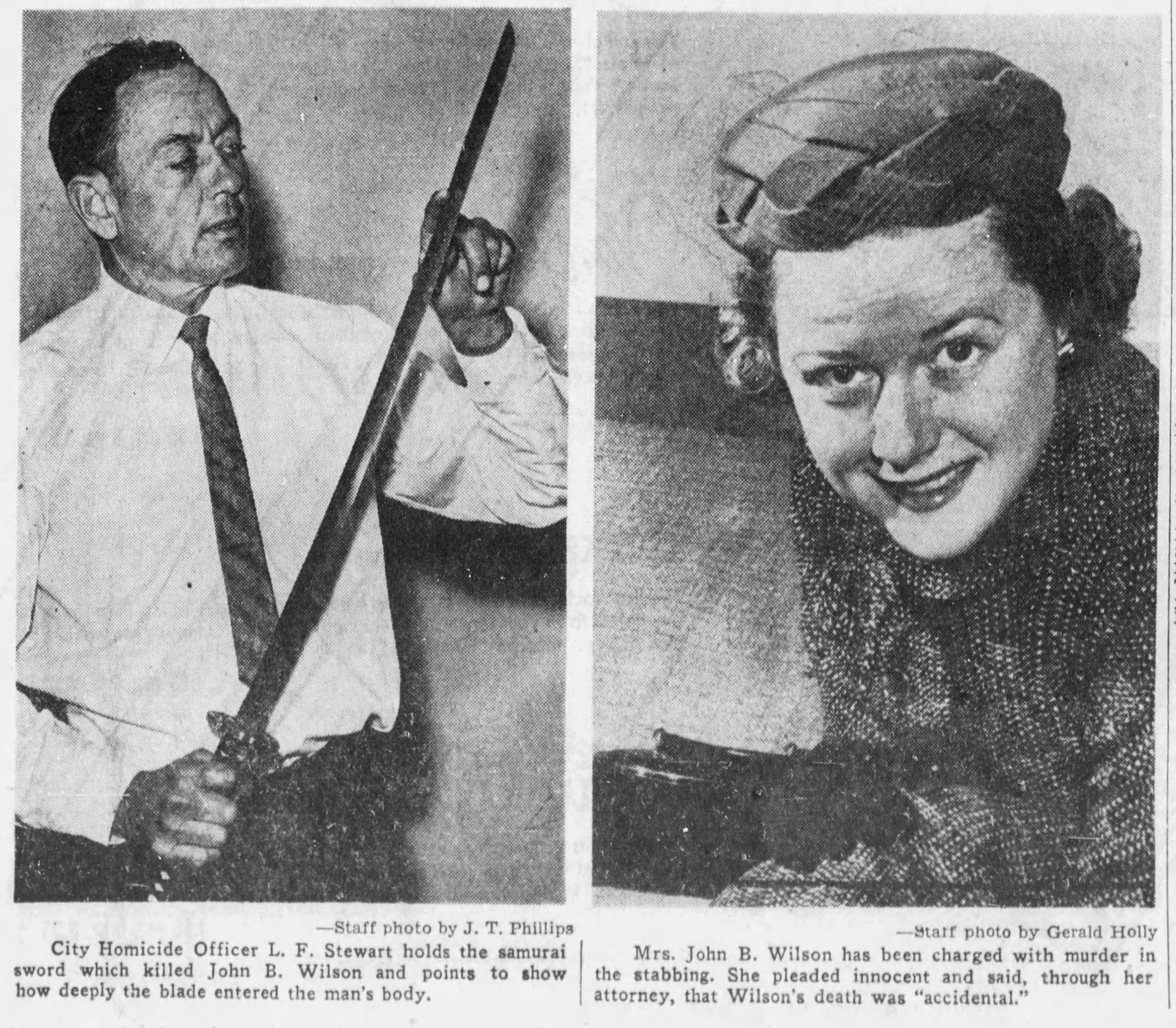 The sword and Gene Wilson - The_Tennessean_Sun__Apr_7__1963_.jpg
