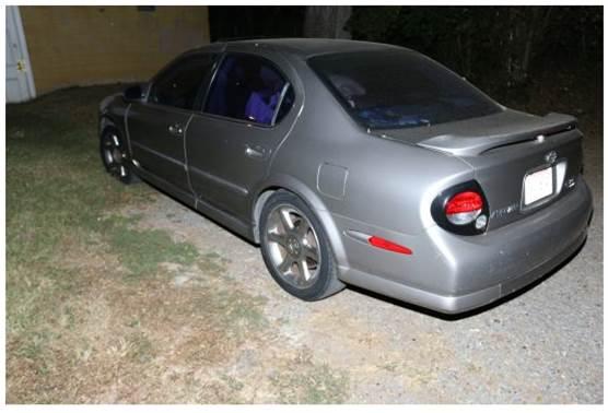 Wanda's car
