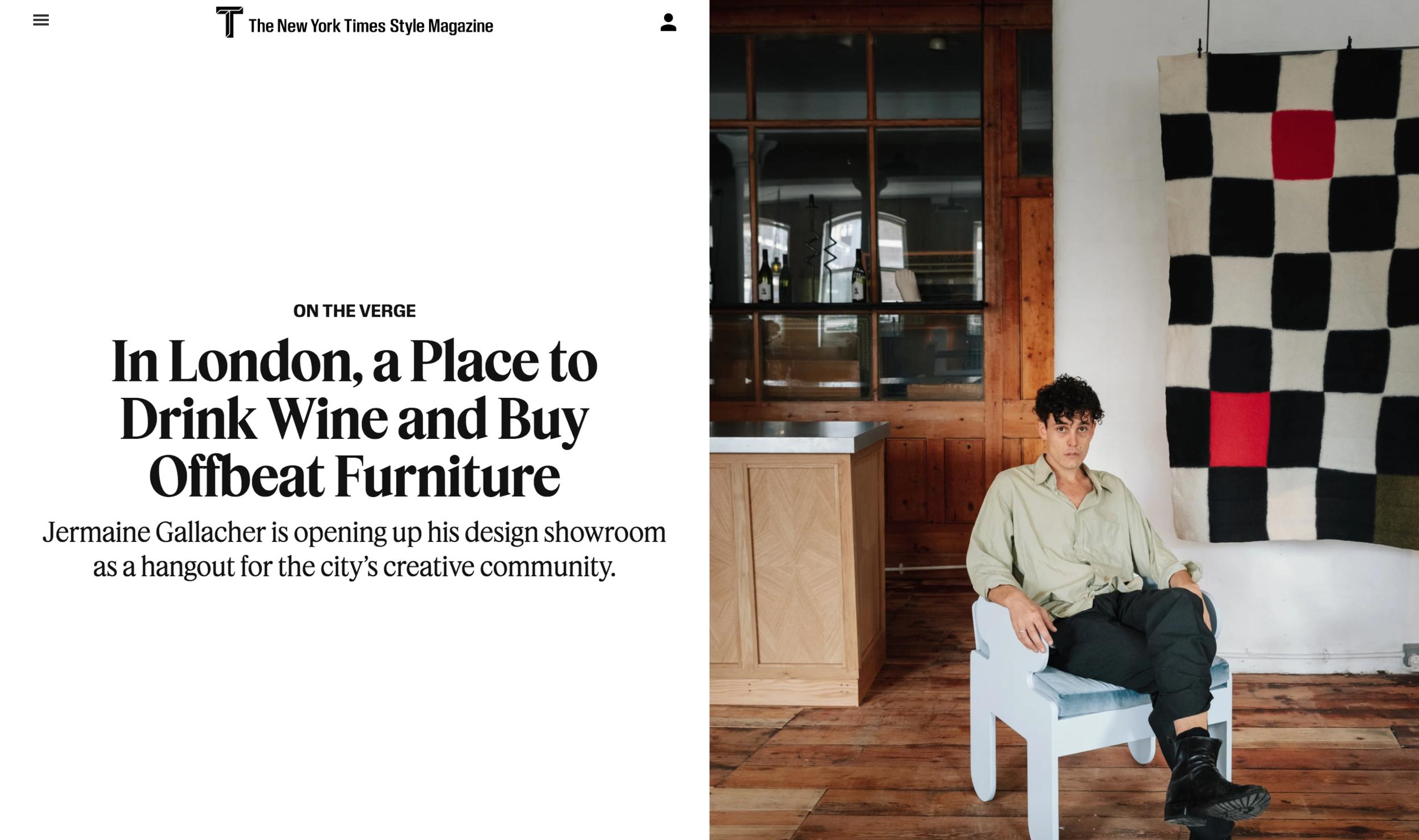 JUNE 2019 NY TIMES MAGAZINE