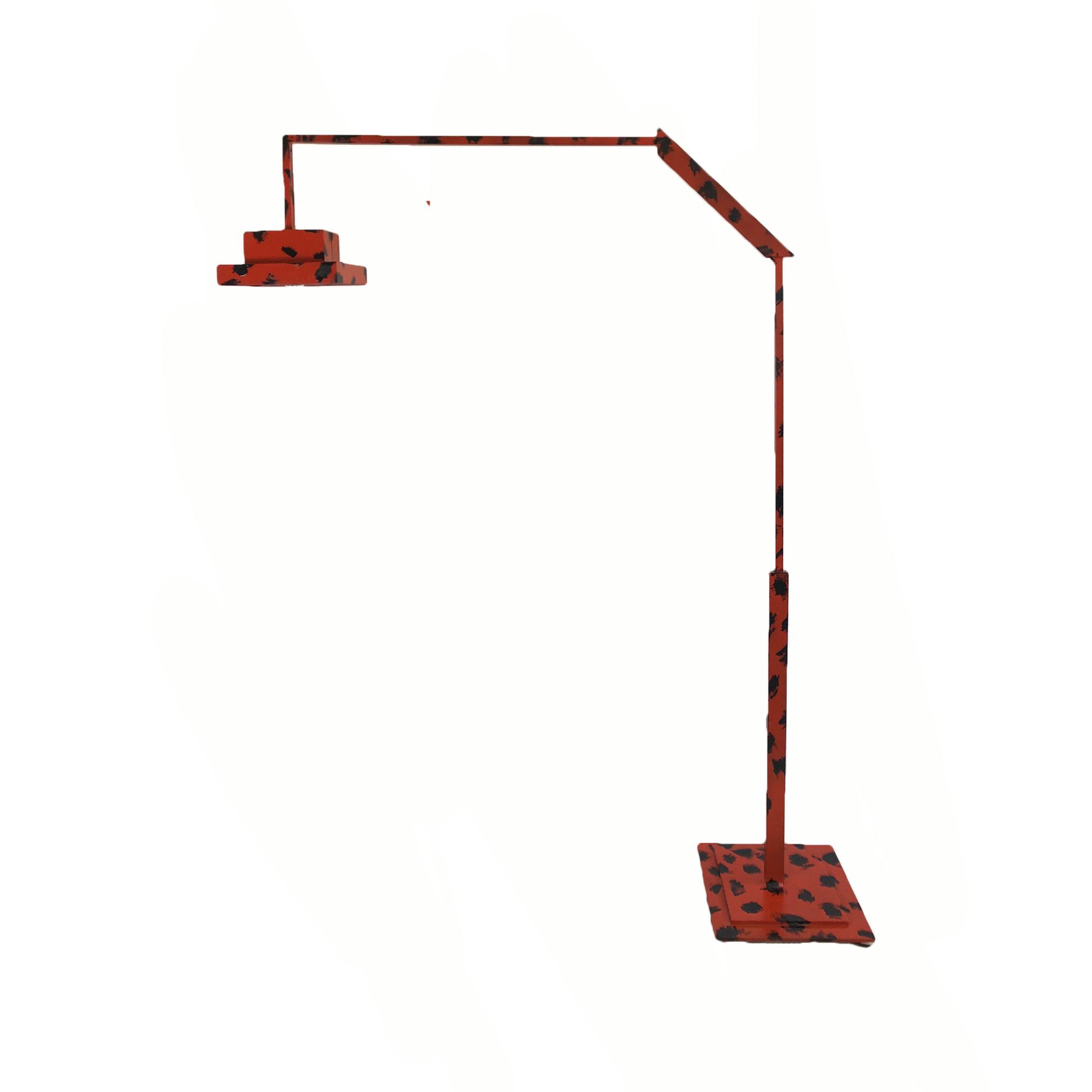 FLOCKING LAMP BY KSENIA PEDAN
