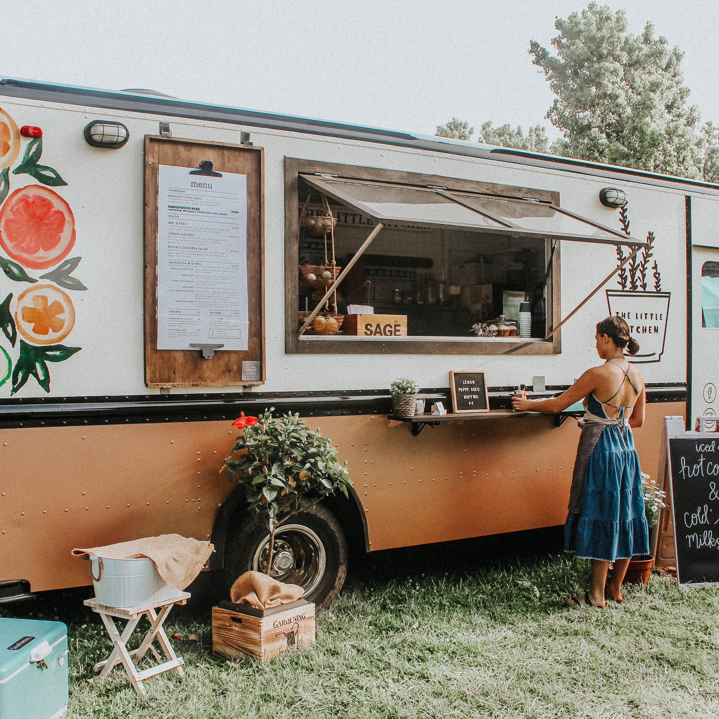 The Little Kitchen Truck