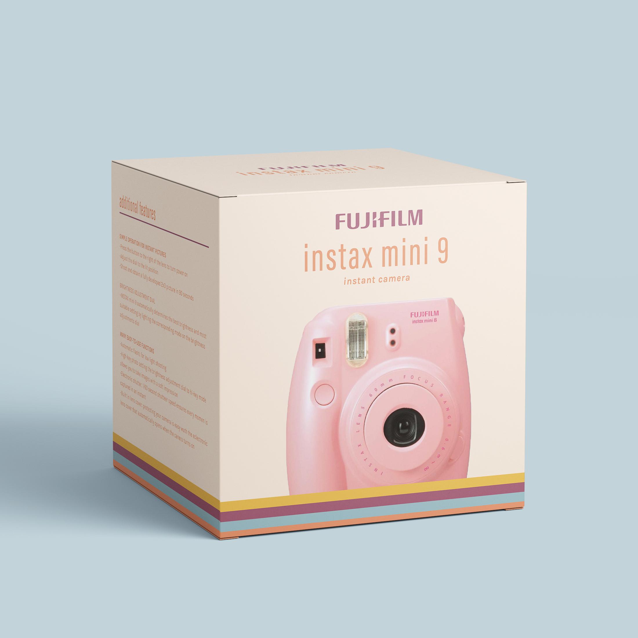 Polaroid Redesign