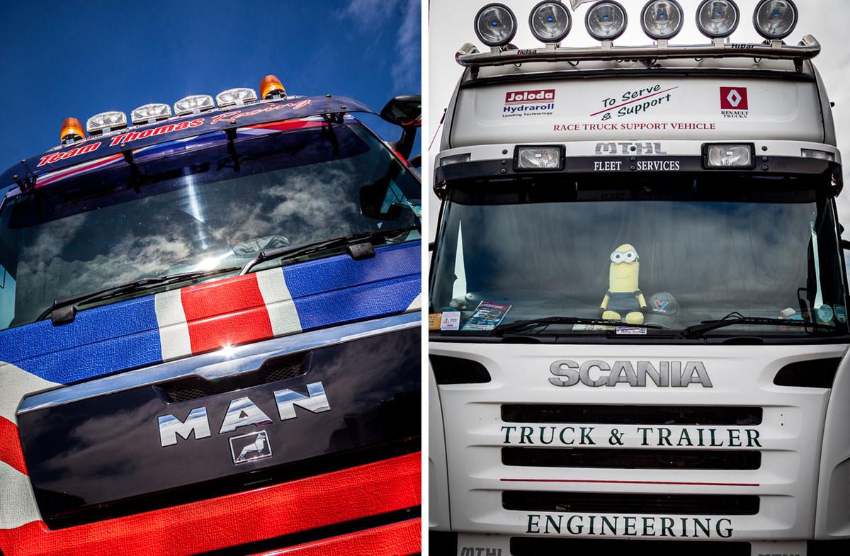 British Truck Racing Silverstone 2015