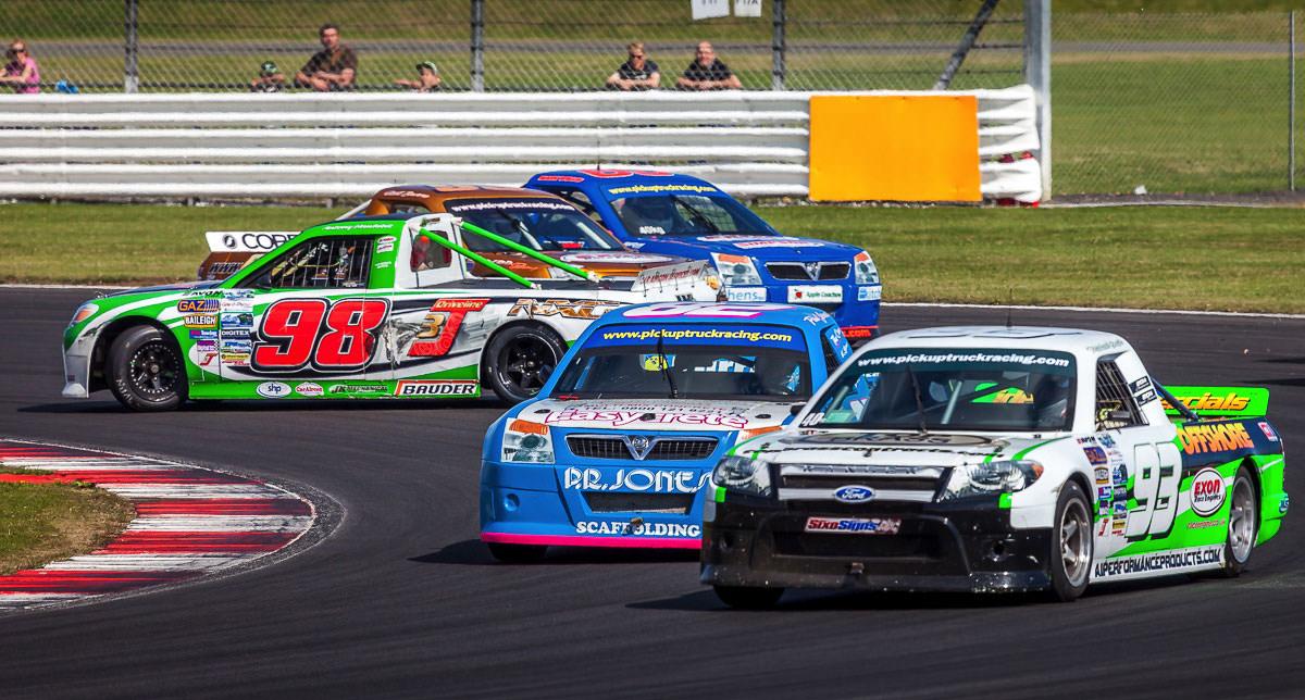Which way ? | British Truck Racing Silverstone 2015