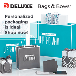 Deluxe Bags & Bows  Wholesale packaging supplies to match your brand