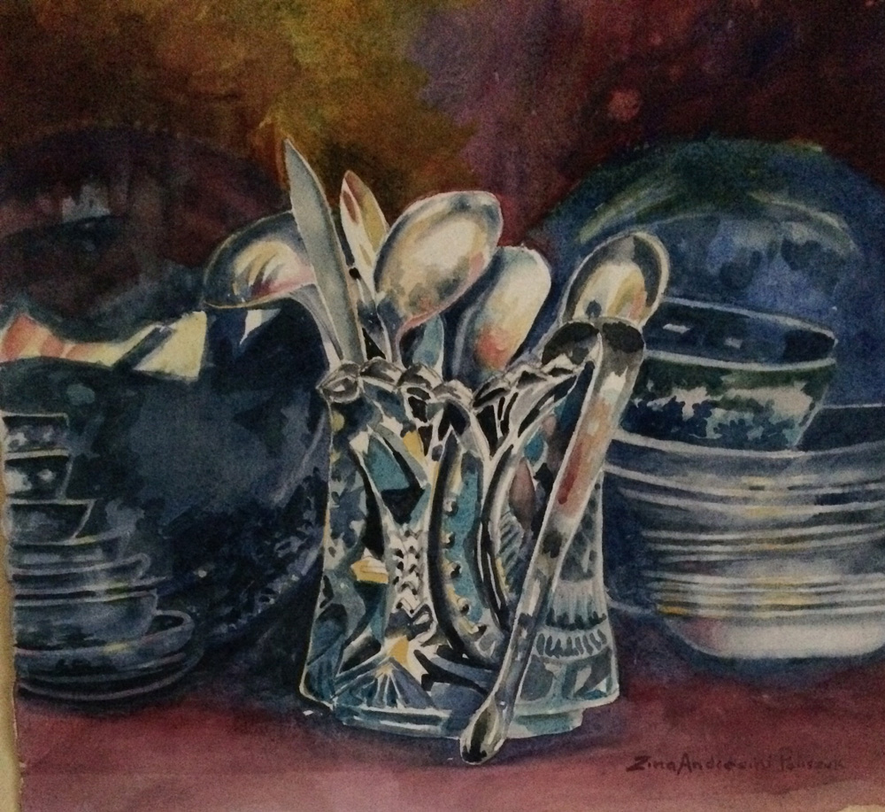 Jar of Spoons