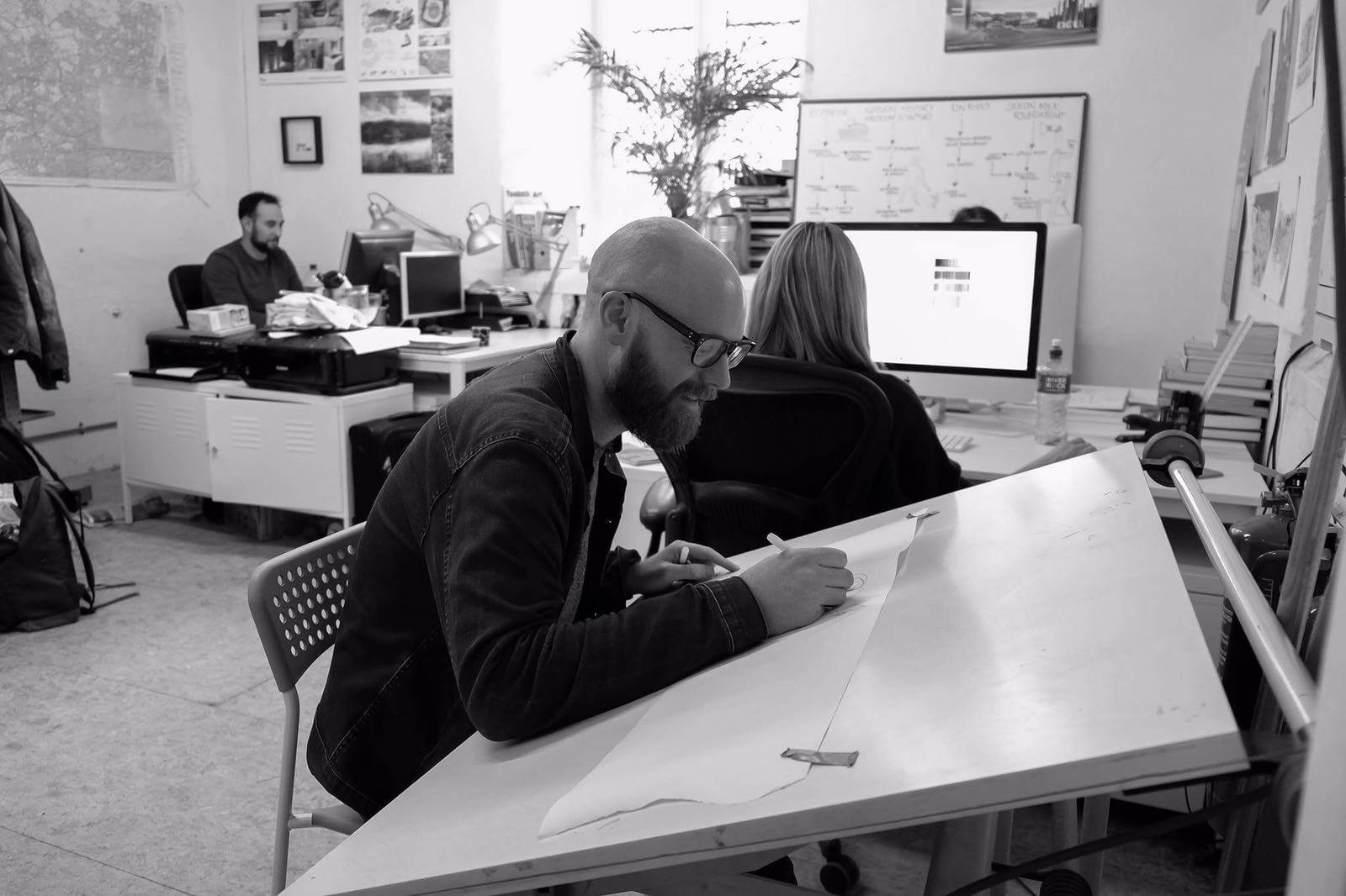 "ZAP TEAM:    Chirag Patel  – University of Sheffield (BA Architecture), Central Saint Martins School of Art   Serina Kitazono – University of Sheffield (BA Architecture)   Andres Hurtado – Universidad de Ibagué , Colombia (MArchD)   Adelina Nedelcu – Cardiff University (MArch)   Sasha Userdnaja –Paris School of Architecture ""Paris val de Seine"", Greenwich University (MArch)   Andreas Schmid -ETH Zürich, Switzerland (MArch)   Elif Ergisi  - Chelsea College of Arts, London (MA Interior and Spatial design, BA in LLB Law Degree )"